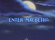 Enter Macbeth The Cartoon Pictures