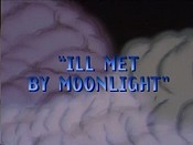 Ill Met By Moonlight Cartoon Picture