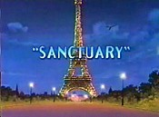 Sanctuary Picture To Cartoon