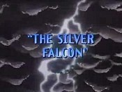 The Silver Falcon Picture To Cartoon