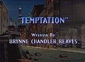 Temptation Cartoon Character Picture