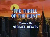 The Thrill Of The Hunt The Cartoon Pictures