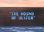 The Hound Of Ulster Picture Of Cartoon