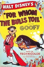 For Whom The Bulls Toil Cartoon Character Picture