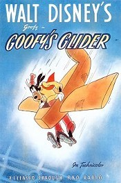 Goofy's Glider Free Cartoon Picture