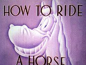 How To Ride A Horse Cartoon Pictures