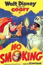 No Smoking Picture Into Cartoon