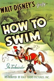 How To Swim Free Cartoon Picture