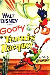 Tennis Racquet Cartoon Character Picture