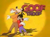 A Goof Troop Christmas Picture Of Cartoon