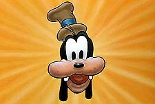 Goofy Theatrical Cartoon Series Logo