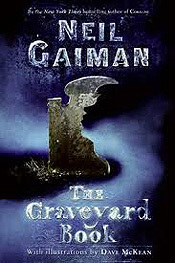 The Graveyard Book Cartoon Character Picture