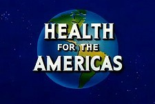 Health For The Americas Theatrical Cartoon Series Logo