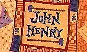 John Henry Cartoon Character Picture