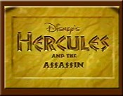 Hercules And The Assassin Picture Of Cartoon