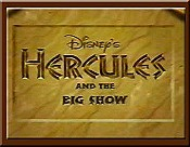 Hercules And The Big Show Picture Into Cartoon