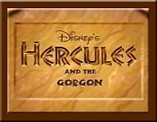 Hercules And The Gorgon Free Cartoon Picture