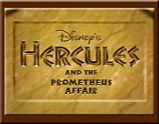 Hercules And The Prometheus Affair