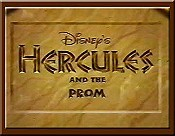 Hercules And The Prom Free Cartoon Picture