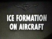 Ice Formation On Aircraft Picture Of The Cartoon