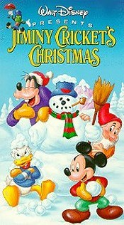Jiminy Cricket's Christmas Free Cartoon Picture