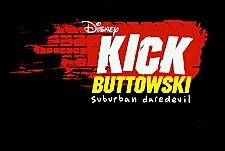 Kick Buttowski - Suburban Daredevil Episode Guide Logo
