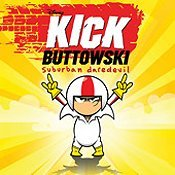 Drop Kick Cartoon Picture