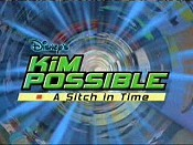 Kim Possible: A Sitch In Time Cartoon Picture
