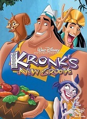Kronk's New Groove Picture Into Cartoon