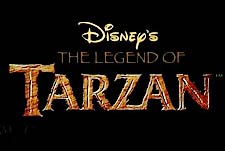 Disney's The Legend of Tarzan Episode Guide Logo