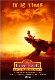 The Lion Guard: Return of the Roar Cartoon Pictures