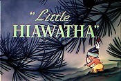 Little Hiawatha Picture Of Cartoon