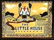 The Little House Pictures In Cartoon