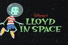 Disney's Lloyd In Space Episode Guide Logo