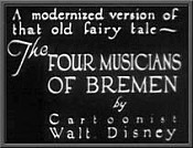 The Four Musicians Of Bremen The Cartoon Pictures