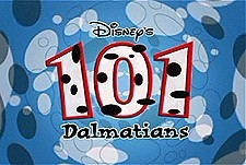 Disney's 101 Dalmatians Episode Guide Logo