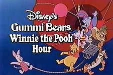 Disney's Gummi Bears/Winnie the Pooh Hour  Logo