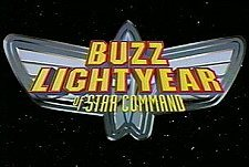 Buzz Lightyear of Star Command Episode Guide Logo