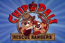 Chip 'n Dale Rescue Rangers Episode Guide Logo