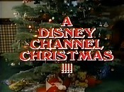 A Disney Channel Christmas!!! Cartoon Picture