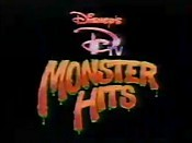 Disney's DTV Monster Hits Cartoon Picture