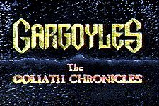Gargoyles: The Goliath Chronicles Episode Guide Logo