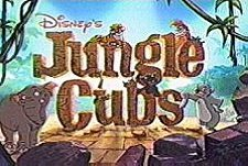 Disney's Jungle Cubs Episode Guide Logo