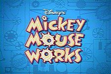 Mickey MouseWorks  Logo