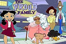 The Proud Family Episode Guide Logo