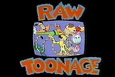 Raw Toonage  Logo