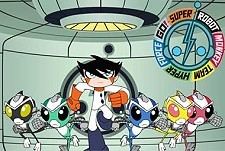 Super Robot Monkey Team Hyperforce Go!