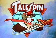 TaleSpin Episode Guide Logo