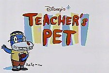 Disney's Teacher's Pet Episode Guide Logo