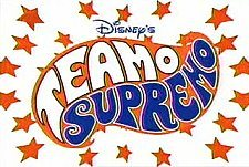 Teamo Supremo Episode Guide Logo